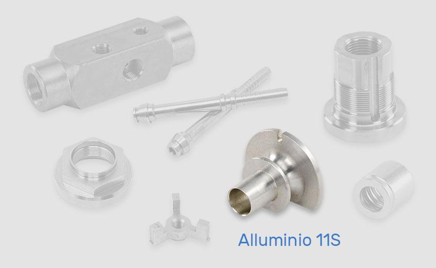 Materiali Minumec alluminio